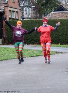 GC festive frolics