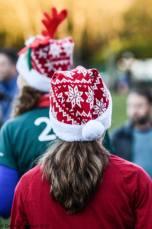 santa hat stylish