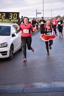 sprint finish MH