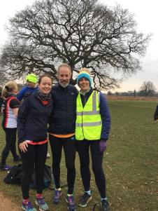 Bushy parkrun well met