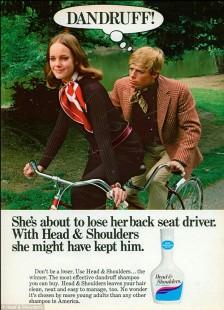 dandruff 1970