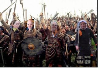 Th braveheart parkrun line up