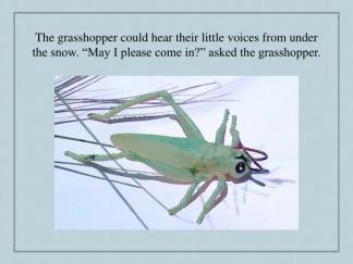 voices under the snow