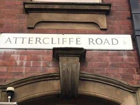 attercliffe road