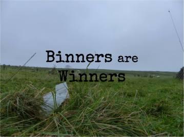 binners are winners