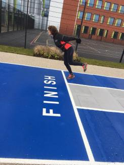 finish fly through