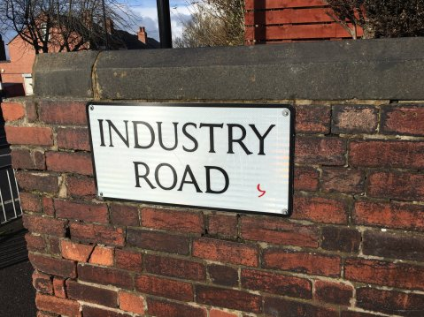 Industry Road