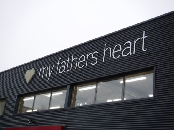 My fathers heart