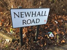 Newhall Road