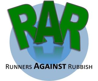 runners against rubbish