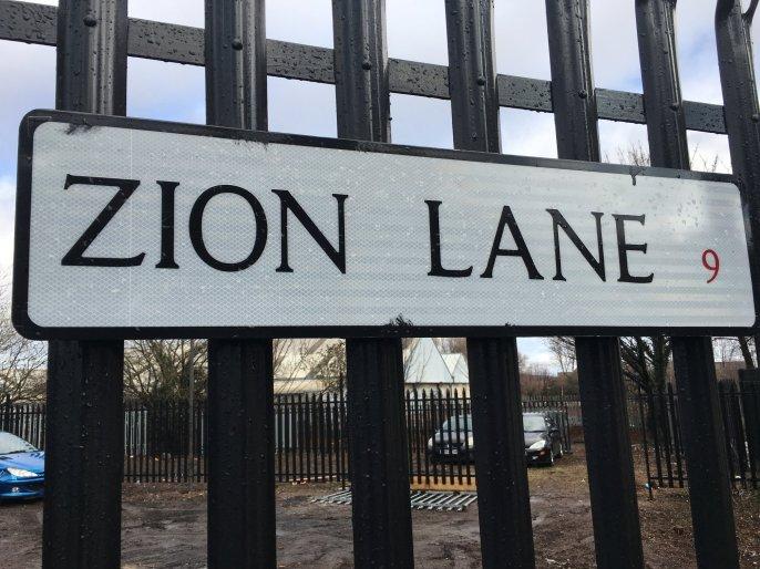 Zion Lane