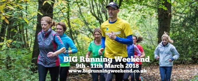 big running weekend