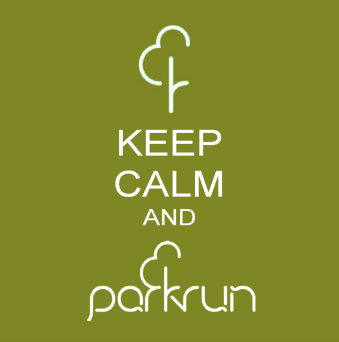 keep calm and parkrun
