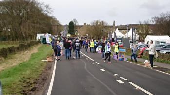 acc half marathon supporters