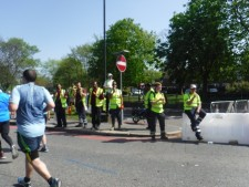 Mile 3 london marathon 2018 (2)