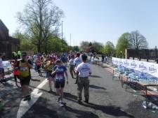 Mile 3 london marathon 2018 (4)
