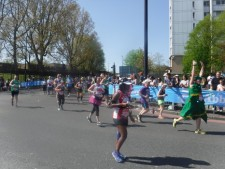 Mile 3 london marathon 2018 (5)