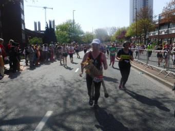Mile 3 london marathon 2018 (7)