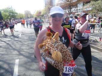 Mile 3 london marathon 2018 (8)