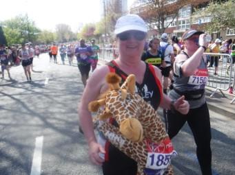 Mile 3 london marathon 2018 (8)