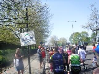mile 5 london marathon 2018 (2)