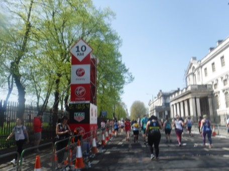 Mile 6 london marathon 2018 (1)
