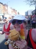 Mile 6 london marathon 2018 (14)