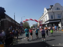 Mile 6 london marathon 2018 (17)
