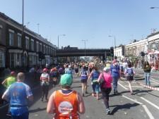 Mile 6 london marathon 2018 (4)