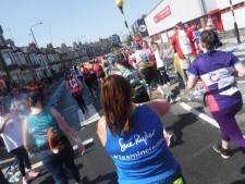 Mile 6 london marathon 2018 (7)