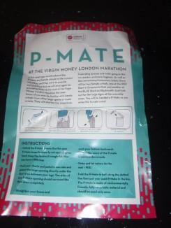 p mate instructions