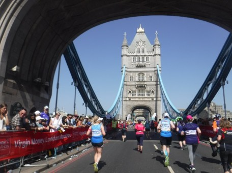 tower bridge london marathon 2018 (4)
