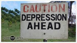 depression ahead