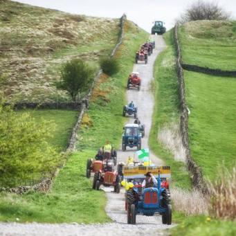 vintage tractors villager jim