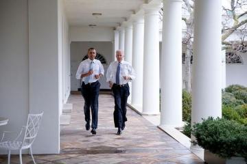 obama running