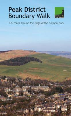 peak district boundary walk book
