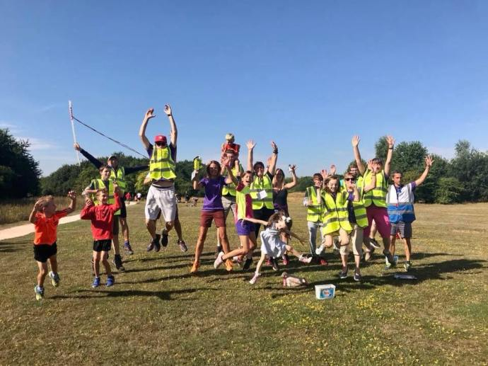 junior parkrun party