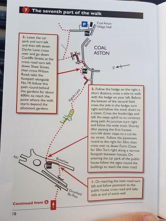 7 walk map