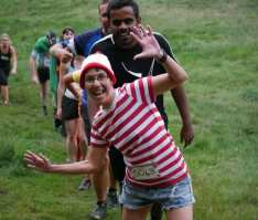 wheres wally yomping friend