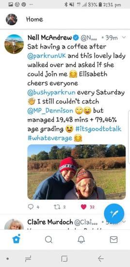 Nell McAndrew twitter
