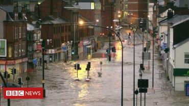 2007 flood bbc
