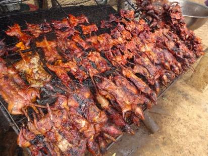 grilled rat cambodia