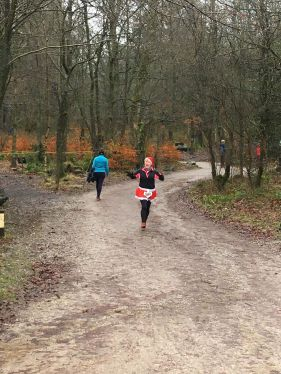 Longshaw 10 coming round
