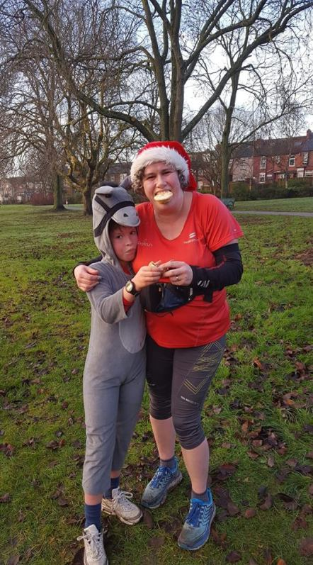parkrun yuletide first