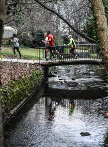 bridging run