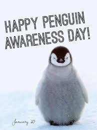 happy penguin awareness day
