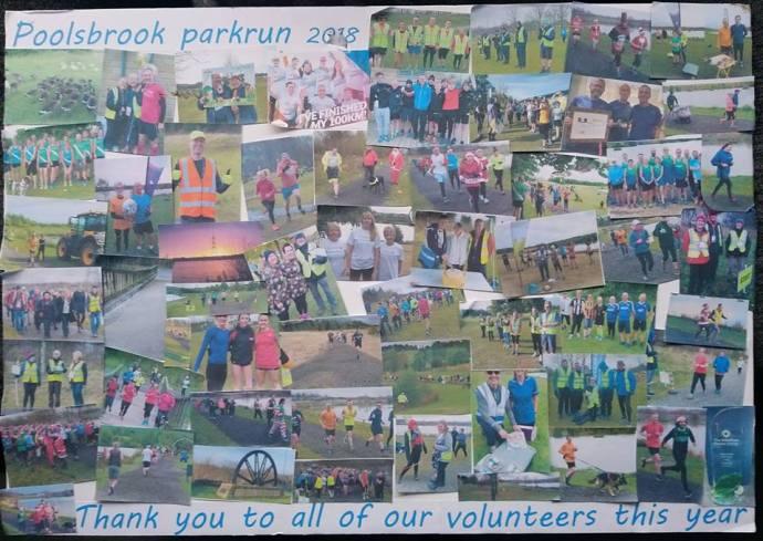 volunteer thanks collage poolsbrook