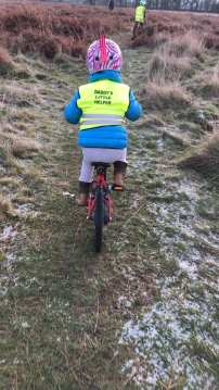 hi vis hero starting young