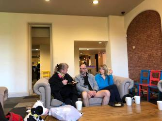 post parkrun debrief