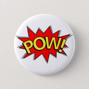 pow badge
